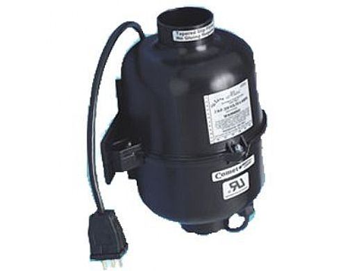 Air Supply Comet 2000 Blower | 2HP 120V 9.0 AMPS | 3218120 3218120F 3220131