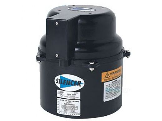 Air Supply Silencer Blower with Toggle Switch | 1.5HP 240V 3.5 AMPS | 6316220F-TS 6315241-TS