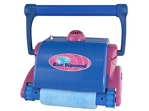 Water Tech Blue Diamond Robotic Pool Cleaner Bld03