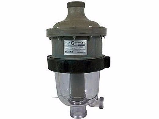 Waterco MultiCyclone 50 Pre-Filter 2-Inch | 200375 200370