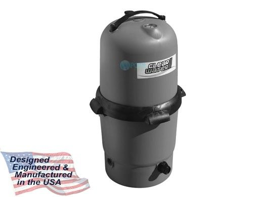 Waterway ClearWater II Cartridge Filter | 75 Sq. Ft. 75 GPM | FC0757