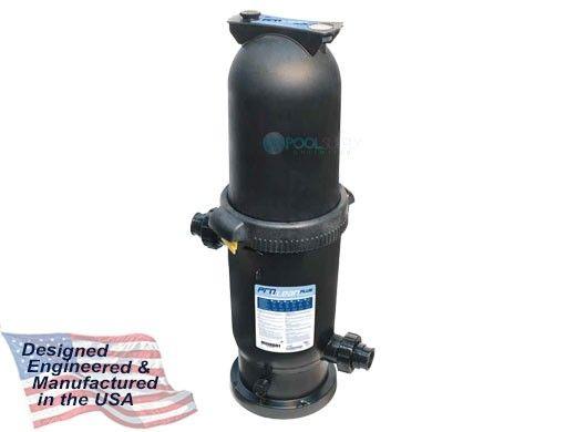 Waterway ProClean Plus Single Cartridge Filter | 75 Sq. Ft. 75 GPM | PCCF-075