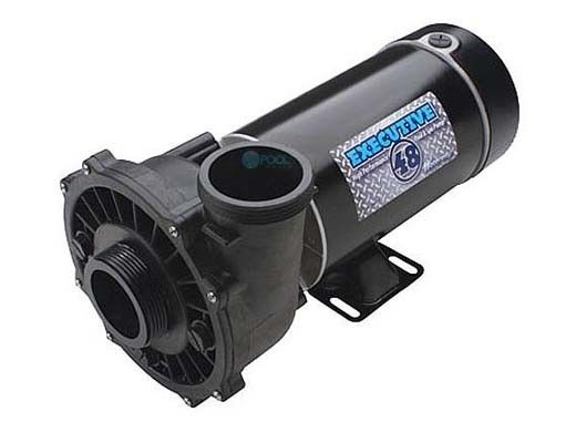"Waterway Executive 48 Frame   2-Speed 1.5 HP 115V 2 1/2"" Intake 2"" Discharge   3420610-13"