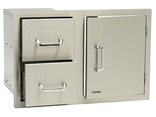Bull Outdoor Products Single Door/Drawer Combo | 25876