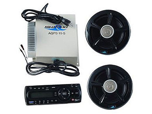 Bull Outdoor Products | MP3 Docking Station w/ speakers, FM Tuner | 72003