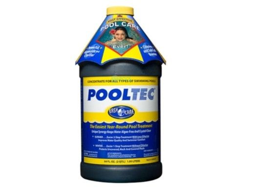 Easy Care Pooltec Multi-Task Pool Water Treatment 1 Gallon   30128
