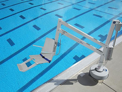 SR Smith Splash! Hi/Lo ADA Compliant Pool Lift   350-0000
