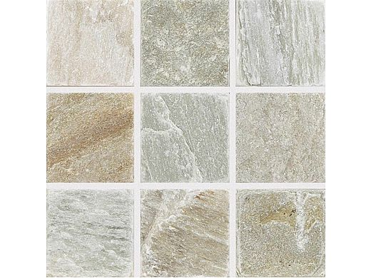 National Pool Tile Quartzite 2x2 Series | Golden Harvest | BVQMS9002