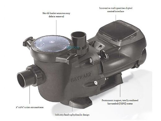 Hayward EcoStar Variable Speed Pump | SP3400VSP