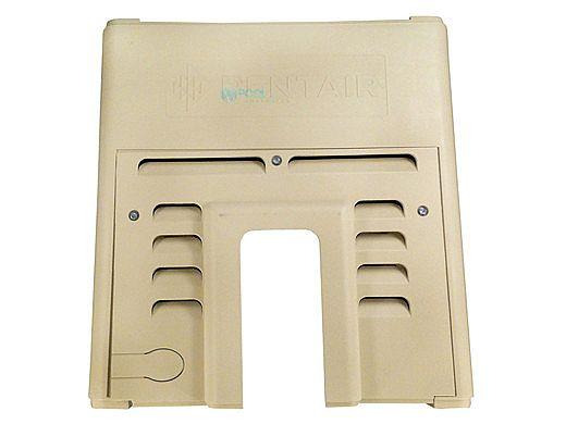 Pentair MasterTemp Heater Panel   Flue Stack Vent Side   42002-0032Z