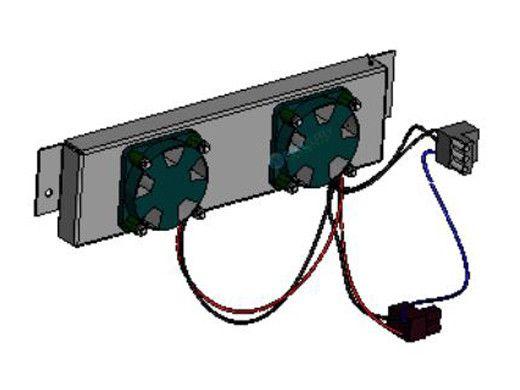 Autopilot Fan Assembly-DIG/TC   630