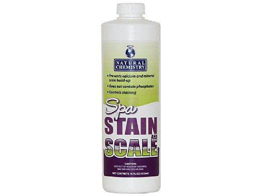 Natural Chemistry Spa Stain & Scale 16oz | 04122