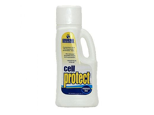 Natural Chemistry Cell Protect for Salt Chlorine Generator Cells 1L | 07407
