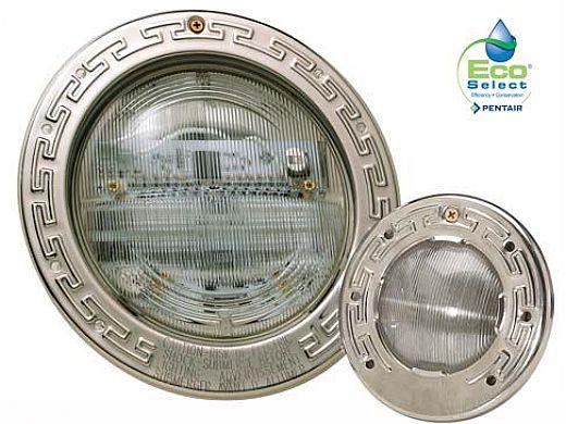 Pentair Intellibrite 5G WHITE Pool Light for Inground Pools   120V LED 300W 30' Cord   601100