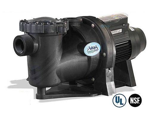 Aquapro Variable Speed Apex Pool Pump 1hp 208 230v Apexvs1