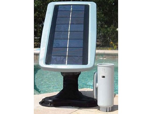 Solarchlor Spa Solar Powered Salt Chlorine Generator 8005