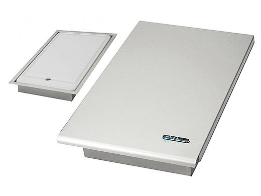 Bull BBQ Chopping Block with Stainless Steel Cover | 66007