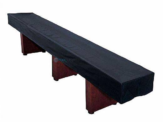 Hathaway Black 9-Foot Shufffleboard Table Cover | NG1224 BG1224