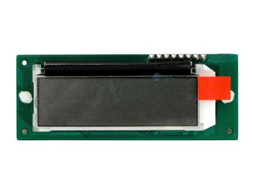 Raypak LCD Display Module From 5-11   013640F