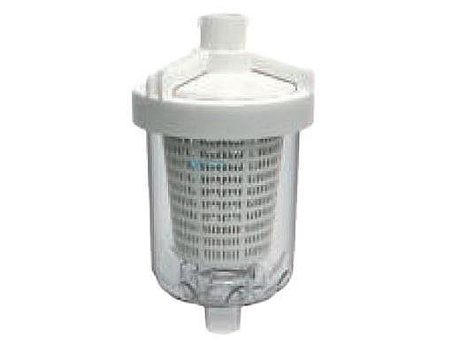 AquaStar Standard Leaf Canister with Basket | HWN162