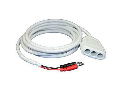 Replacement 12' Cord for AutoPilot Salt Cells | DIG & ST Control Panels | Manufactured by CompuPool | GRC/AP/SC-CABLE