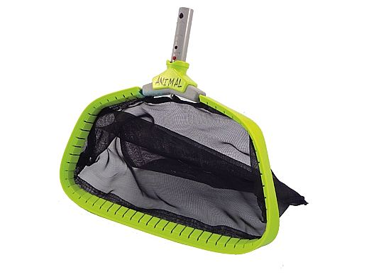 "Xcalibur Pro Animal Leaf Rake with 20"" Regular Bag 