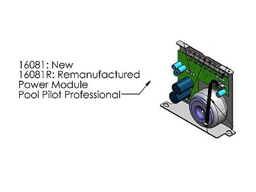 Auto Pilot Pool Pilot Professional Power Module   16081A
