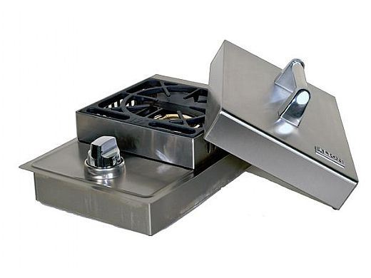 Lion Premium Grills Stainless Steel Single Side Burner Propane | L6247