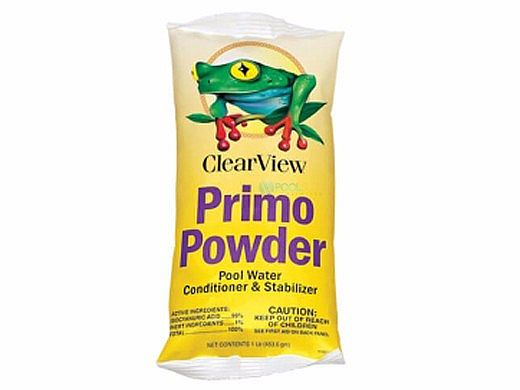 ClearView Primo Powder Water Conditioner & Stabilizer | 1 LB Bag | CAPP001