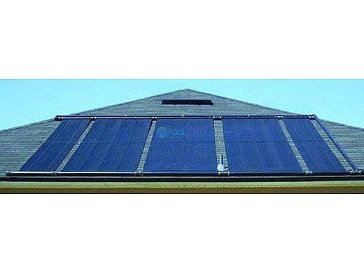 Elm Distribution Solar Panel   4\' x 12\' x 2\