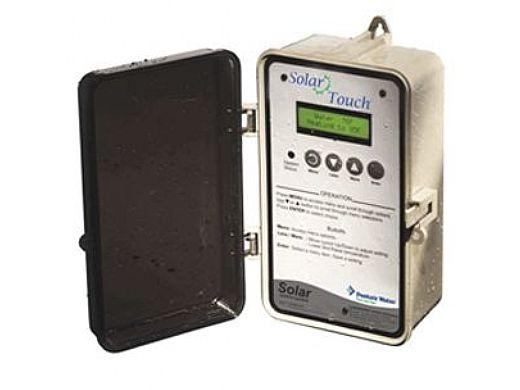 Pentair SolarTouch Solar Control System with 3 Way Valve   Valve Actuator   2 Temp Sensors   Water and Solar   521632
