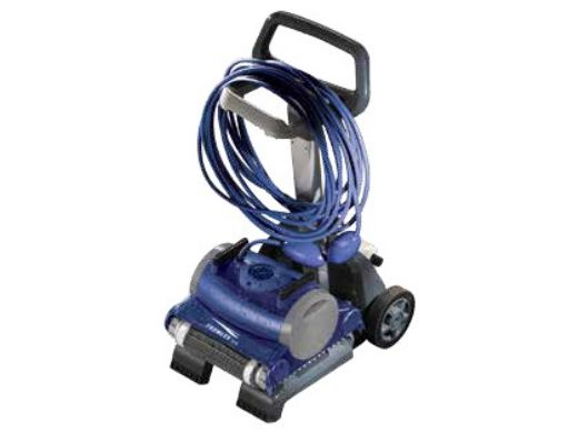 Pentair Kreepy Krauly Prowler 820 Robotic Pool Cleaner with Caddy   60'  Cable   360031