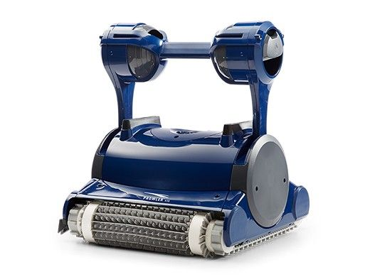 Pentair Kreepy Krauly Prowler 830 Robotic Pool Cleaner with Caddy & Remote | 60' Cable | 360032