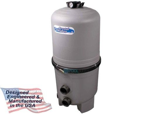 Waterway Crystal Water D.E. Filter   36 Sq. Ft. 72 GPM   570-0036-07