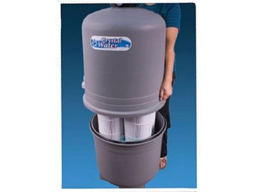 Waterway Crystal Water D.E. Filter | 48 Sq. Ft. 96 GPM | 5700048-07