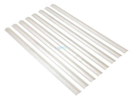 Raypak 406A Copper/Cupro-Nickel Baffle Kit   010041F