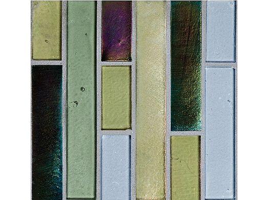 National Pool Tile Oceanscapes 6x12 Vertical Stick Glass | Pipeline | OCN-PIPELINE VS6