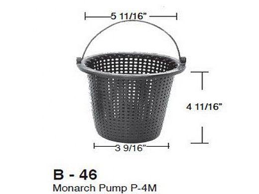 Aladdin Basket for Monarch Pump P-4M | B-46