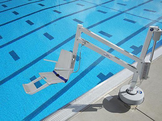 SR Smith Splash! 300 ADA Compliant Pool Lift | 300-3000