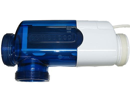 CompuPool 3-Port 14-Blade Replacement Salt Cell for Jandy AquaPure System | 40,000 Gallons | GRC/J40-3