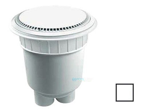 """AquaStar 10"""" Round Suction Outlet Cover 