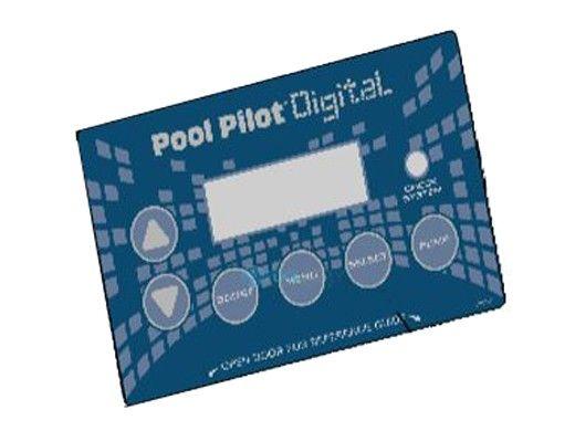 AutoPilot Label for DIG-220 Power Center Control Panel | LBP0116