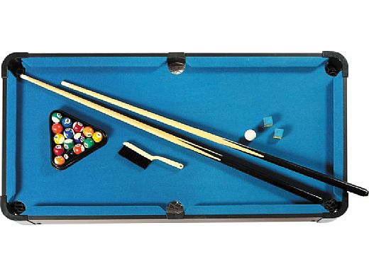 Carmelli Sharp Shooter Inch Table Top Pool Table NGT - 40 inch pool table