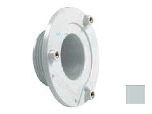 "AquaStar 4"" Retrofit Sumpless Bulkhead Fitting with Extended 1 1/2"" MPT | Light Gray | RE415T103"
