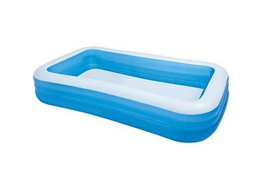 Intex Swim Center 3 Ring Family Pool 120 Quot X 72 Quot X 22