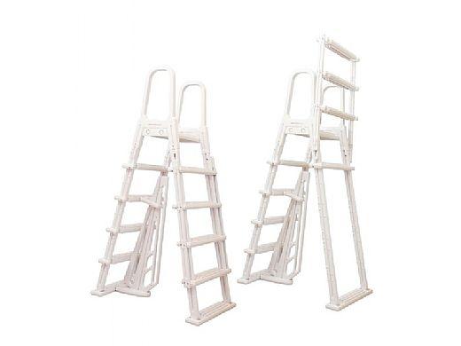 Blue Wave A-Frame Flip Up Ladder with Barrier System and Conversion Kit | NE1222