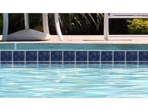 National Pool Tile Geosheen 6x6 Series | Blue | GEOBLU