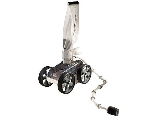 Pentair Kreepy Krauly Platinum Pool Cleaner | Booster Pump Required | Grey White Model | LL505PM