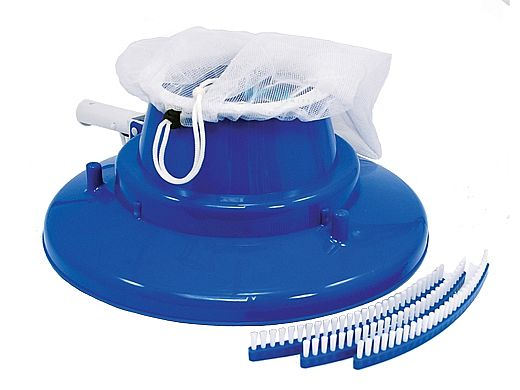 Pool Pals Big Gobbler Brush Vacuum Silt Bag, Garden Hose Ready | VH2236