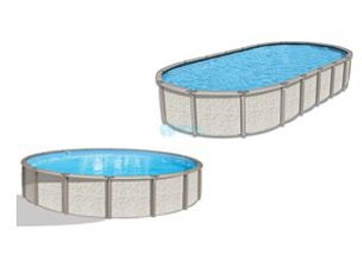 Azor 15 Round 54 Quot Tall Pool With Skimmer Pool Only